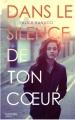 Couverture Dans le silence de ton coeur Editions Hachette 2016