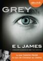 Couverture Cinquante nuances de Grey, tome 4 : Grey Editions Audiolib 2015