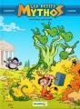 Couverture Les petits Mythos, tome 3 : Les Titans sont durs Editions Bamboo 2014