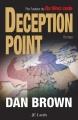 Couverture Deception point Editions JC Lattès 2015