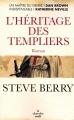 Couverture Cotton Malone, tome 01 : L'héritage des templiers Editions Cherche Midi 2013