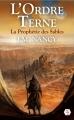 Couverture L'Ordre Terne, tome 1 : La Prophétie des Sables Editions Autoédité 2015