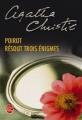 Couverture Le miroir du mort / Poirot résout trois énigmes Editions Le Livre de Poche 2005