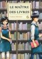 Couverture Le maître des livres, tome 06 Editions Komikku 2015