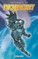 Couverture Tech Jacket, tome 1 : L'armure des étoiles Editions Delcourt (Contrebande) 2014