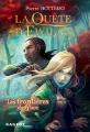 Couverture La quête d'Ewilan, tome 2 : Les frontières de glace Editions Rageot 2015