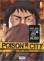 Couverture Poison City, tome 2 Editions Ki-oon (Seinen) 2015