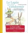 Couverture Le lapin qui veut s'endormir Editions Gautier-Languereau 2015