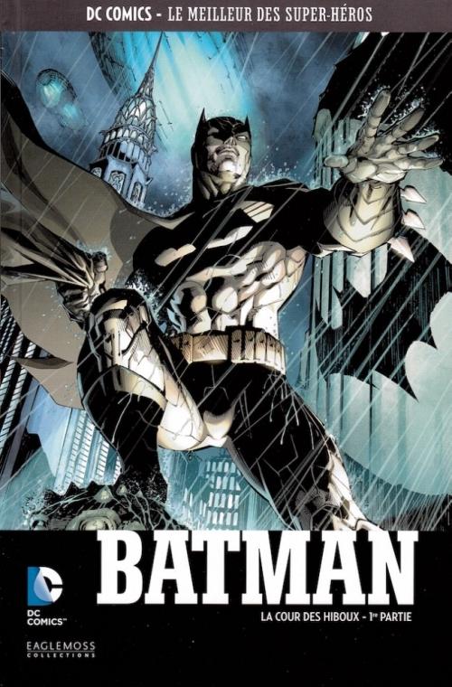 Couverture Batman (Renaissance), tome 01 : La Cour des Hiboux