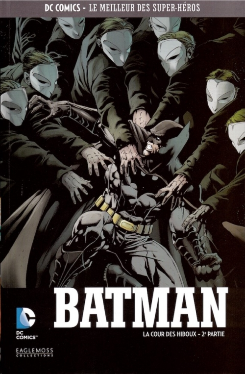 Couverture Batman (Renaissance), tome 02 : La nuit des hiboux