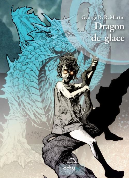 Couverture Dragon de glace (recueil)