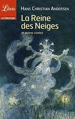 Couverture La reine des neiges et autres contes