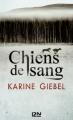 Couverture Chiens de sang Editions 12-21 2012