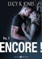 Couverture Encore !, tome 1 Editions Addictives 2015