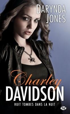 Couverture Charley Davidson, tome 08 : Huit tombes dans la nuit