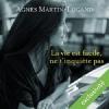 Couverture La vie est facile, ne t'inquiète pas Editions Audible studios 2015