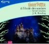Couverture Harry Potter, tome 1 : Harry Potter à l'école des sorciers Editions Gallimard  (Ecoutez lire - Jeunesse) 2013