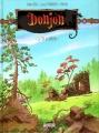 Couverture Donjon crépuscule, tome 111 : La fin du donjon Editions Delcourt 2014