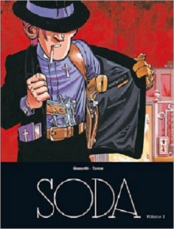 Couverture Soda, intégrale, tome 2