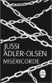 Couverture Département V, tome 1 : Miséricorde Editions Le Livre de Poche 2013