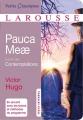 Couverture Pauca Meae Editions Larousse (Petits classiques) 2015