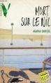 Couverture Mort sur le Nil Editions Hachette (Aventure verte) 1990