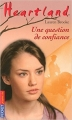 Couverture Heartland, tome 30 : Une question de confiance Editions Pocket 2007
