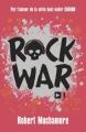 Couverture Rock war, tome 1 Editions Casterman 2016