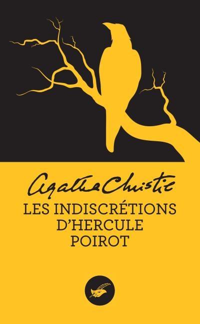 Couverture Les indiscrétions d'Hercule Poirot