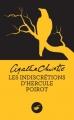 Couverture Les indiscrétions d'Hercule Poirot Editions du Masque 2014