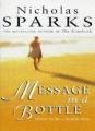 Couverture Une bouteille à la mer Editions Bantam Books 1999