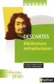 Couverture Méditations métaphysiques Editions Nathan (Les intégrales de philo) 1991