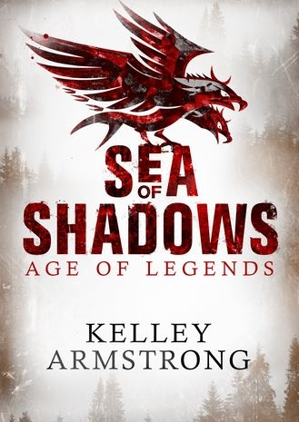 Couverture Age of Legends, book 1: Sea of Shadows