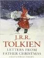 Couverture Lettres du Père Noël Editions HarperCollins 2009
