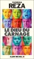 Couverture Le dieu du carnage Editions Albin Michel 2010