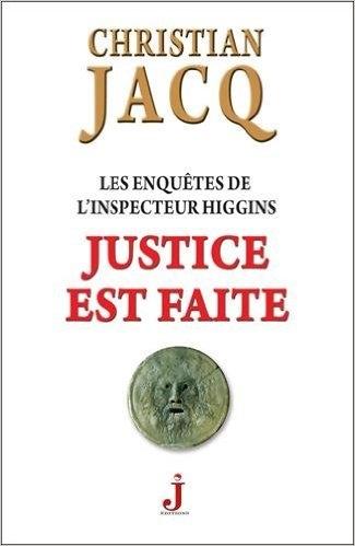 Couverture Les enquêtes de l'inspecteur Higgins, tome 20 : Justice est faite