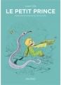 Couverture Le petit prince Editions Gallimard  (Bande dessinée) 2015