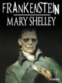 Couverture Frankenstein ou le Prométhée moderne / Frankenstein Editions Feedbooks 1818