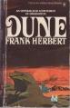 Couverture Le cycle de Dune (6 tomes), tome 1 : Dune Editions Berkley Books 1977