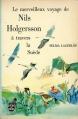 Couverture Le merveilleux voyage de Nils Holgersson à travers la Suède Editions Le Livre de Poche 1963