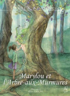 Couverture Marylou et l'Arbre-aux-Murmures