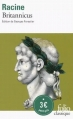 Couverture Britannicus Editions Folio  (Classique) 2015