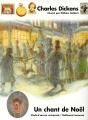 Couverture Un chant de Noël / Le drôle de Noël de Scrooge Editions Gallimard  (Jeunesse - Chefs-d'oeuvre universels) 1999