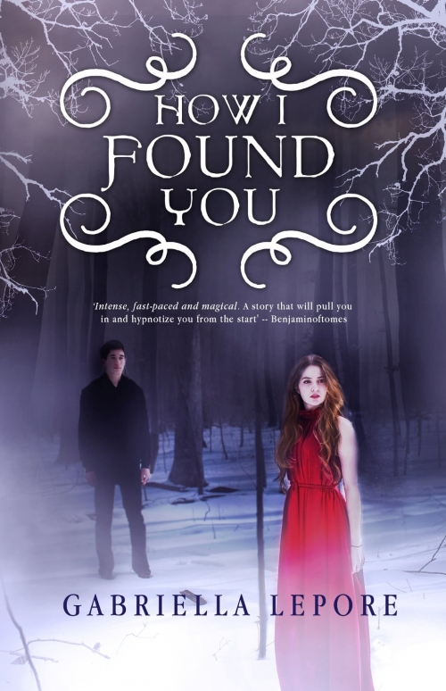 Couverture How I Found You