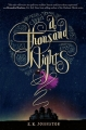 Couverture A thousand nights Editions Disney-Hyperion 2015