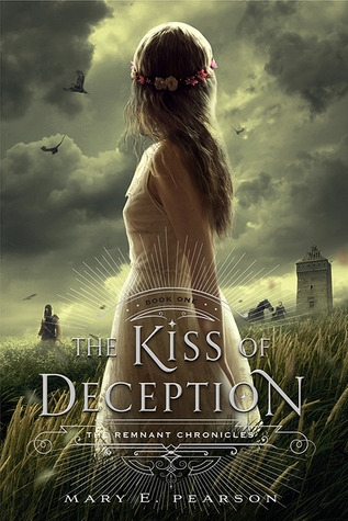 Couverture The Remnant Chronicles, book 1: The Kiss Of Deception