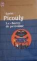Couverture Le champ de personne Editions J'ai Lu (40e anniversaire) 1995