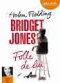 Couverture Bridget Jones, tome 3 : Folle de lui Editions Audiolib 2014