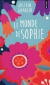 Couverture Le monde de Sophie Editions Points 2015