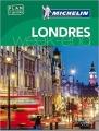 Couverture Londres Week-end Editions Michelin (Le Guide Vert) 2015